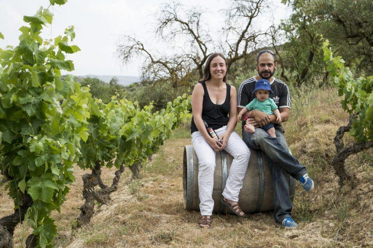Gorka e Itxaso Mauleón del Mozo Wines