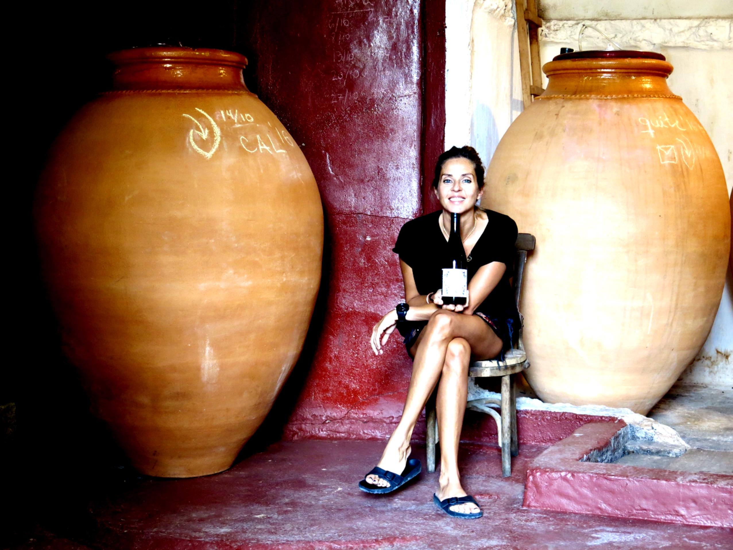 Verónica Ortega| Alma Vinos Únicos